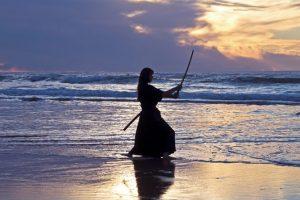 Ancient Japanese Samurai Training Methods