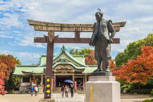 Timeline of Toyotomi Hideyoshi